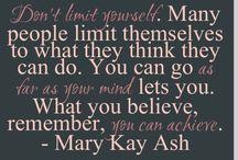Mary Kay / by Karen Holzer