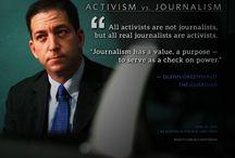 journalism / by Sarah Ottney