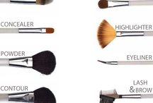 Makeup / by JoAnn Carson