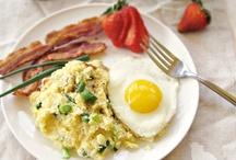 breakfast/brunch / by Beth Buckley