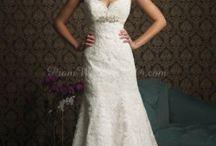 wedding dresses / by Kana Armstrong