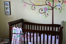 Nursery Ideas / by Ashley Folkert