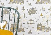 wallpaper / by Kristen Reifsteck