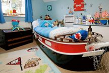 Childrens bedroom ideas / Beautifully designed bedrooms for kids / by Kody Ayhan