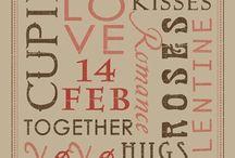 Valentine love  / by Tresa Cox