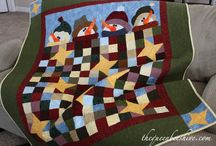 quilts / by Sharon Whyne
