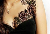 Tattoooooos / by Erin HasaGaggleoffraggles