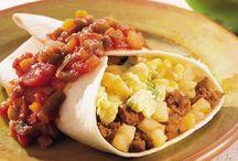 Breakfast Foods / by Patty Ojeda