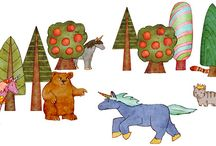 printables for children / by Betty Farnsworth