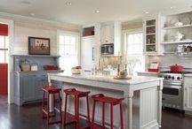 Kitchen ideas / by Erika Wilson