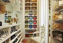 Beautiful Closets / by Pam Kelley