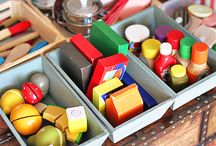 play kitchens / by Jill Newkirk
