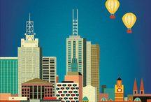 Artwork / by Visit Melbourne