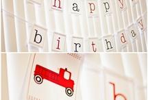 Kids Birthday Party / by Cherie Knudsen