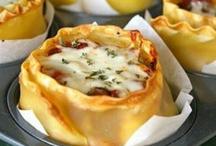 lasagna for Meg / by Jennifer Leonhard