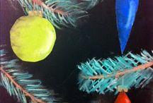 Christmas Art / by Jessica Perez