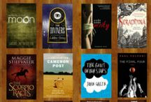 Librarians Picks - Young Adult Literature / Good books for teens / by Christy Martin
