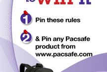 Pacsafe | Pin to Win Contest! / We're launching a contest soon so stay tuned!! / by Pacsafe