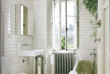 Bathrooms / by Tiffany Chapman