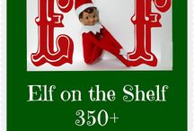 Elf on the Shelf / by Andra Cooper