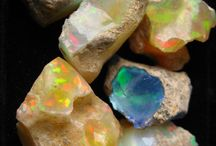 Nature's Beauty - Minerals / by Rita Daniels