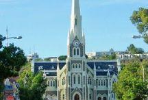 churches / by Desmond C