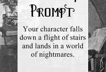 Prompts - To Do / by John Witter