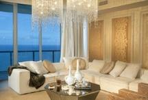 Haute Living Spaces / by Robbi Len Design