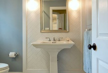 Bathrooms / by Glenna Stone Interior Architecture + Design