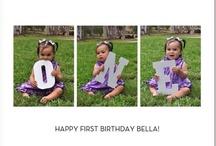BELLA 3 yr pics / by Miranda Gemmill