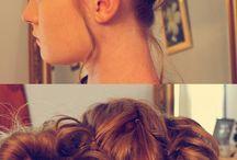 hair / by Lauren Teasley-Burrows