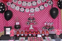 Minnie Mouse Party collection Ideas / by Cupcake Express