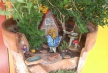 Fairy garden / by Judi W