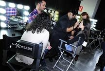 Backstage / by Make Up Art