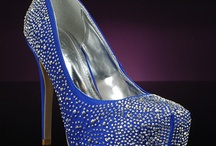 "Blue Prom Shoes / Blue prom shoes are a fashionable choice everyone will love! We love blue party shoes in every shade of the bright hue, from soft sky blue to Tiffany blue seafoam to rich royal blue -- there are so many blue shoes to choose from! Take a look at our favorite blue prom shoes. (By the way, blue shoes are perfect for brides! Wear them as you're ""something blue."") / by PromShoes.com"