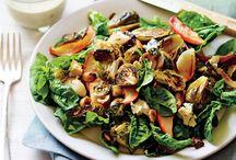Vegan Salads / by Helen Phelan