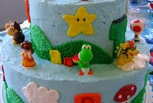 Mario Bro's Party Ideas / by Marlena Bush