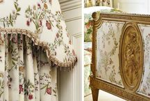 Drapery & Fabric Details Designed by Linda L. Floyd Interior Design / by Linda L. Floyd Interior Design