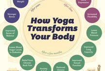 Yoga / by Ashley Wallace