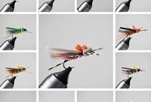 fly tying / by Hopper Fishing