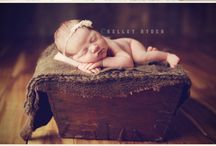 Newborn Pictures / by Kristyn Perez