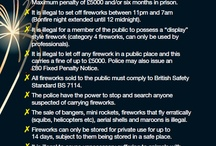 Halloween & Bonfire Night 2012 / by Warwickshire Police