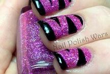 Get My Nails Did / All the pretty nails that I like / by Amanda (Dye) Ketchum
