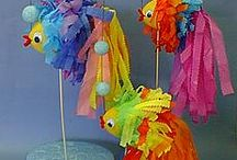 crafts for kids / by Era Gupta