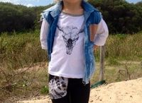 Funky kids clothes / by Linny