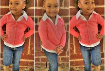 Kid's Fashion / by MauRita Russell