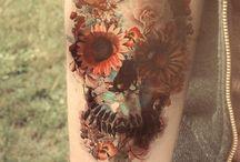 Tattoos / by Ana Chira