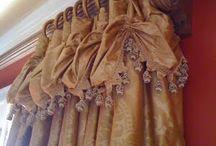 Window Dressings / by Tamera Lacroix