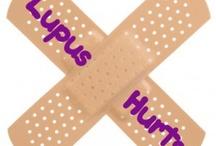 Lupus sucks / by Veronika Lazabal