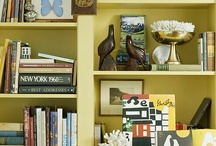 Home decor/Design elements / by Hung Tran